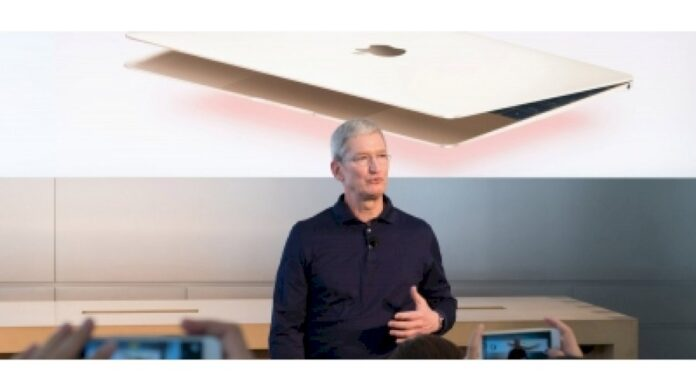 Cook happy at Apple doubling India share